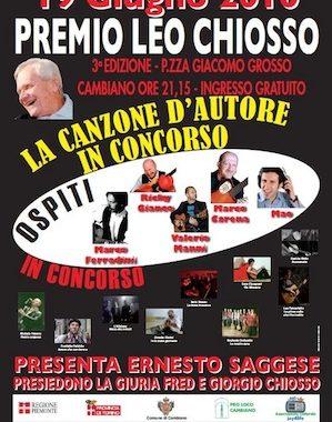 Premio Chiosso