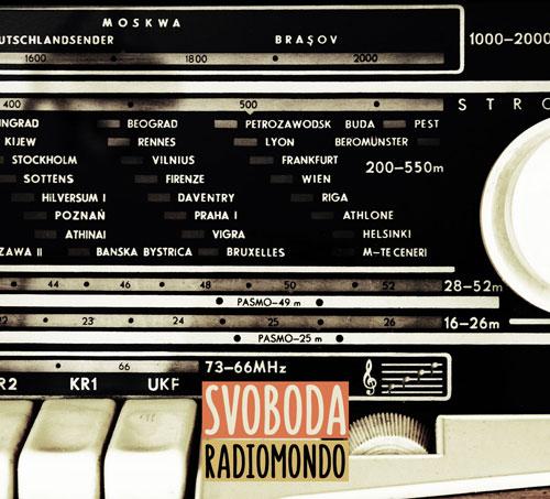 SVOBODA CD Radiomondo