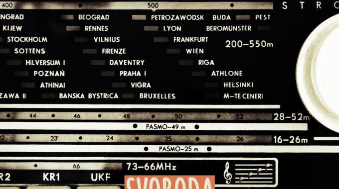 SVOBODA Radiomondo