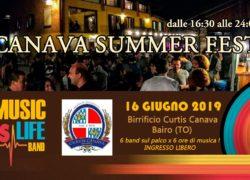 In Concerto Al Canava Music Fest
