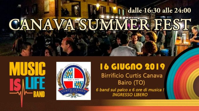 Canava Summer Fest
