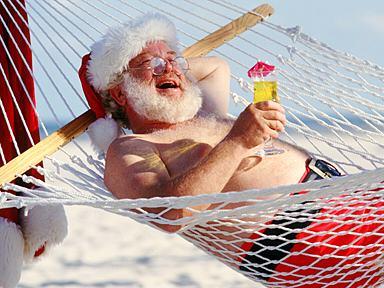 Christmas World Clipart Santa Claus Photos