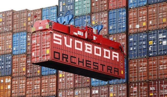 Container Svoboda 650
