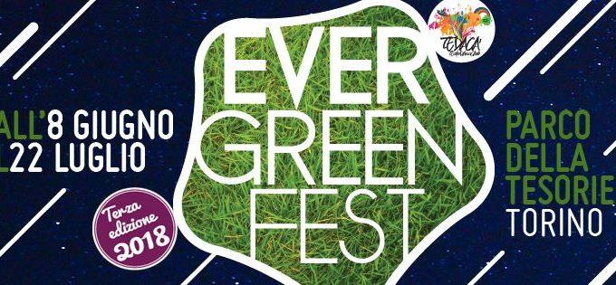 Concerto All'Evergreen Fest Il 21 Giugno