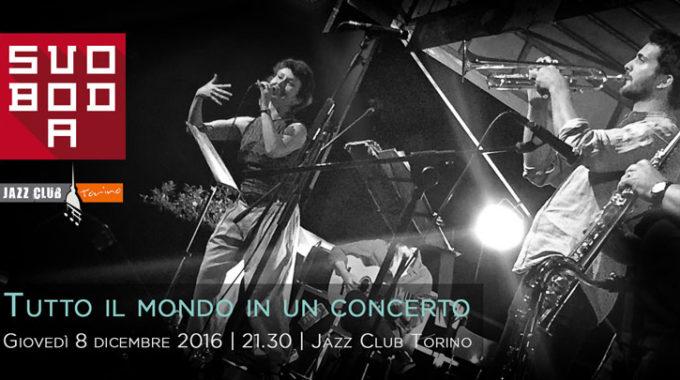 Svoboda Al Jazz Club – 8 Dicembre Alle 22