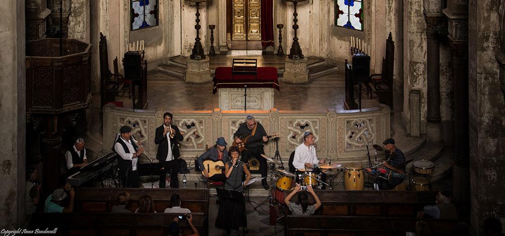 Gruppo Svoboda concerto della memoria