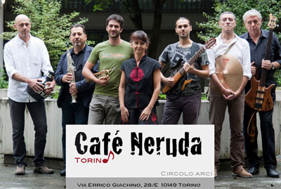Concerto Al Caffè Neruda A Torino
